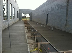 concrete poured in tunnel2